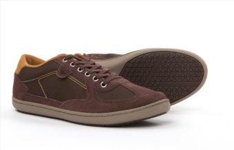 Giày nam thời trang ANANAS 20128 (Nâu Đỏ)