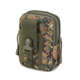 Camping Climbing Outdoor Phone Bag Waist Hip Belt Wallet Purse Case Pouch G - intl