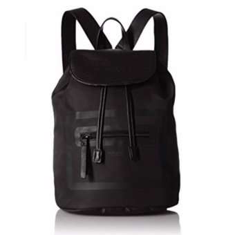 Ba Lô Nữ Đen Kenneth Cole Reaction Outlined Backpack