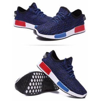 Giày đôi tinh nhân nam nữ (Xanh)