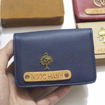 Ví Đựng Thẻ Atm Name Card Da Abu90 CXA