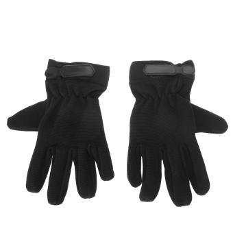 New Motorcycle Bike Hunting Full Finger Gloves (Intl)