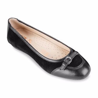 Giày búp bê D LOLA 2FIT D (Đen)