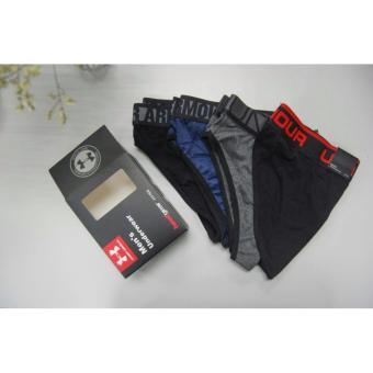Combo 4 quần lót nam cao cấp Under Armour - VNXK