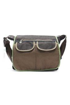Túi đeo chéo NAVICOM 89360635951351 (Xám phối Vàng kim)
