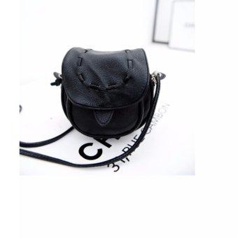Túi đeo chéo thời trang SAN03 (Đen)