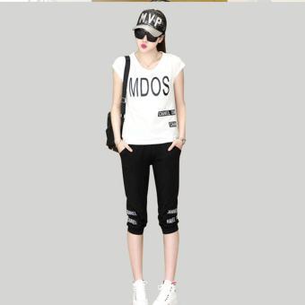 Bộ đồ nữ MDOS-LADOS 155 ( Trắng)