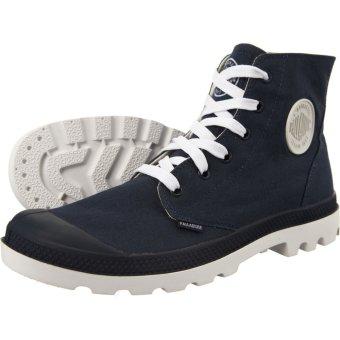 Giày thời trang unisex Palladium 72886-419-M (Xanh Navy)