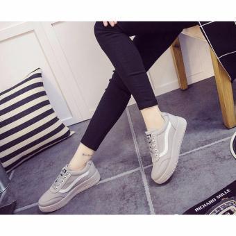 Giày sneaker nữ thương hiệu bomdo BGTX313