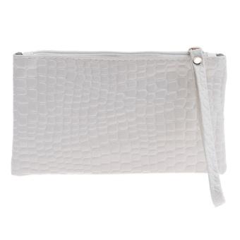 Ví cầm tay thời trang Gogo Bag GgVCT11 (trắng)