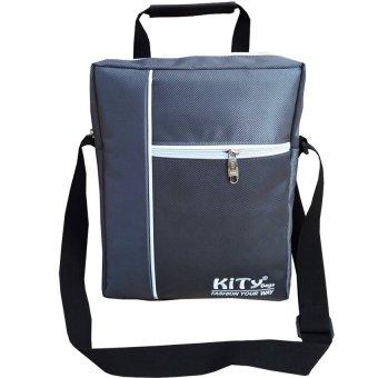 Túi iPad KiTy Bags DX02 (Xám Trắng)