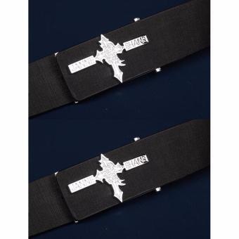 Bộ 2 Thắt lưng nam đầu khóa thánh giá