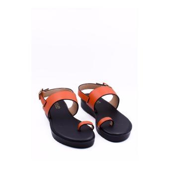 Giày Sandal Xỏ Ngón Đế Bằng Bs030