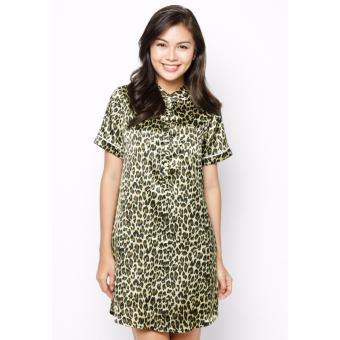 Đầm mặc nhà lụa Cao cấp CLOUD_H001