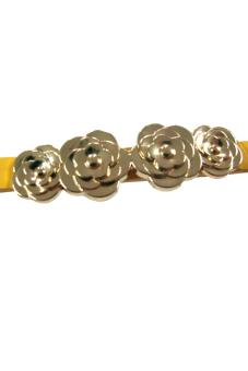 Thắt lưng ALAMODE PARIS ALM 1021J (vàng)