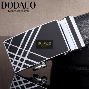 Thắt Lưng Nam DODACO DDC1752 (Bạc)