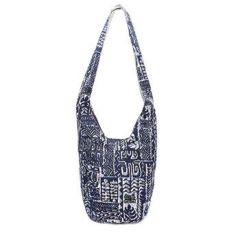 Vintage Casual Women's Handbag Flower Bag Shoulder Bags - Intl