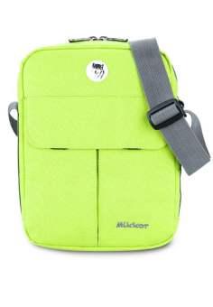 Túi iPad đeo hông Mikkor Glamour Chic New (Xanh lá mạ)