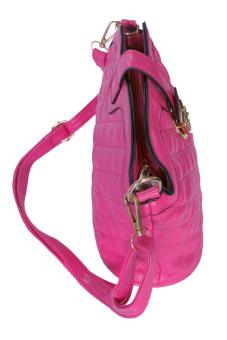 Túi đeo chéo ALAMODE PARIS ALM 0021P (Hồng)
