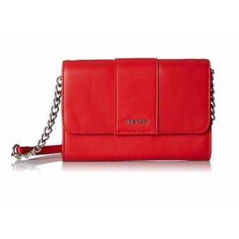 Túi xách cầm tay hoặc đeo vai nữ đỏ Nine West Pretty Little Things Aleksei (Mỹ)