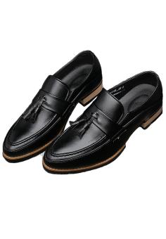 Giày Nam Công Sở ZOMA S1043 (Đen)