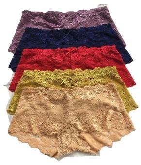 Bộ 5 quần lót nữ ren