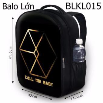 Balo học sinh Kpop Call Me Baby EXO - VBLKL015