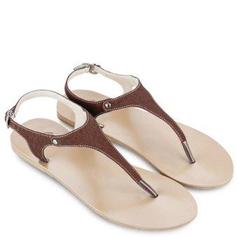Giày Sandal nữ DVS WS280 (Nâu)