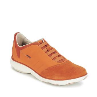 Giày Sneaker Da Geox U NEBULA B (Cam)