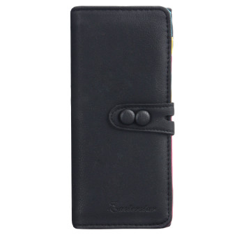 Small Fresh Wallet Black