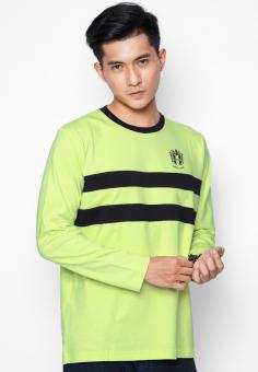 Áo phông OASIS Thái Lan MTXL455 (Xanh lá)