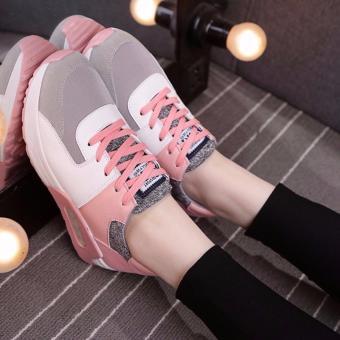 Giày Sneaker PASSO G016 (Hồng)