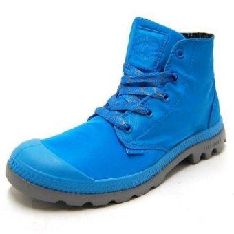 Giày thời trang unisex Palladium 93085-435-M (XANH DƯƠNG)