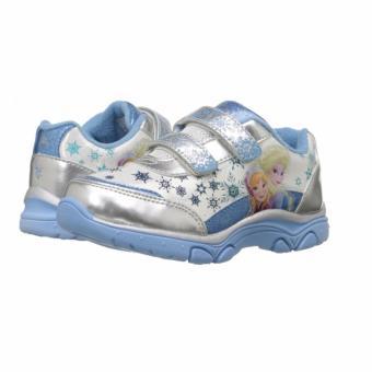 Giày thể thao có đèn Disney Frozen Elsa and Anna Light-Up Sneaker