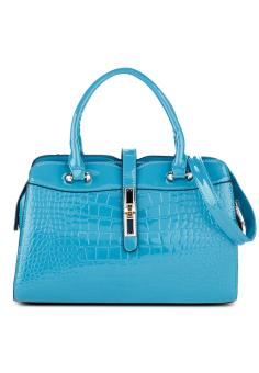 Túi xách thời trang A18 (Xanh)