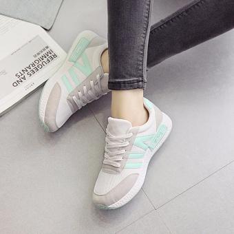 Giày Sneaker nữ PASSO G032 (Xanh Ngọc)