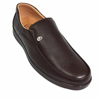 Giày Tây cao cấp da nam Sang Trọng Lịch Lãm Evest Ev161 D206
