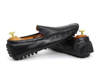 Giày Lười Nam Cao Cấp Antoni Fernando - AF-001-2 - Đen