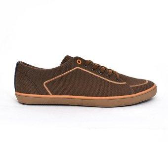 Giày nam thời trang ANANAS 20131 (Nâu)