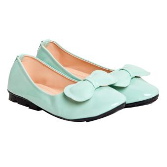 Giày búp bê Sarisiu XT736 (Xanh)