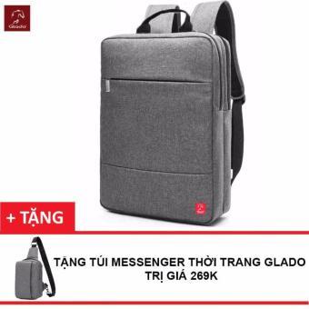 Balo Laptop Thời Trang Nam Zapas BLC010 + Tặng Túi Messenger Glado DCG025