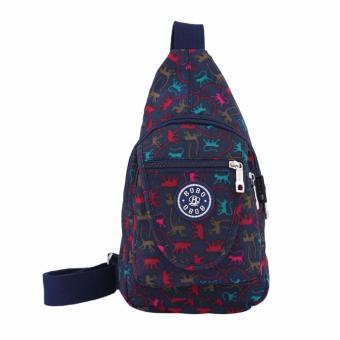Túi đeo chéo nam 1 quai thời trang bobo túi du lịch tiện lợi