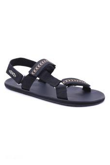 Giày Sandal Nam DVS MF019 (Đen)