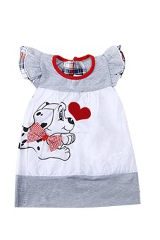Cyber Little Girl's Dress - intl
