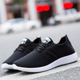 Giày Sneaker Thời Trang Nữ Sodoha - GS0688G (Black)