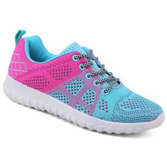 Giày Sneaker Thời Trang nữ Erosska - GN028 (Xanh Dương)