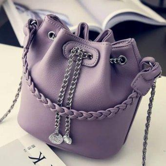 Túi xách thời trang đeo cheo bukit(tím)