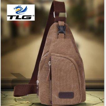 Túi Đeo Ngực Thành Long TL8031-2 (Nâu sậm)
