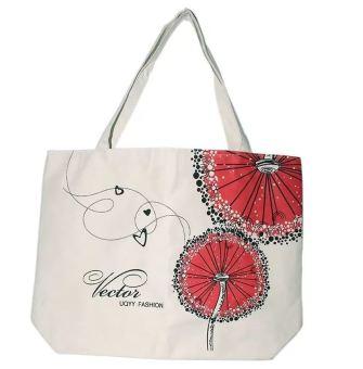 Túi Vải Tote Họa Tiết VecTor Xinh Store