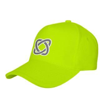 Mũ Uno Hw Solid Hero Cap Neon Lime